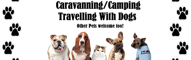 Australian Caravan/Camping Travelling With Dogs
