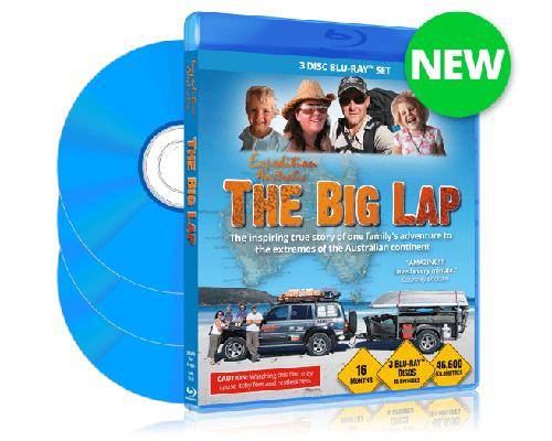 The Big Lap ... Every Aussie's Dream