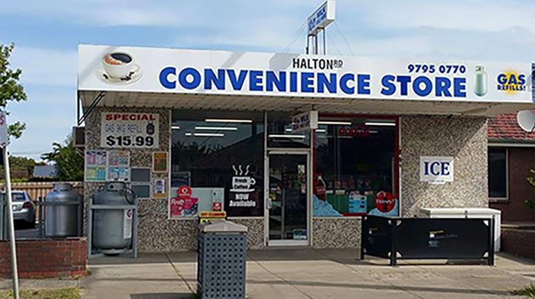 Halton Road Convenience Store