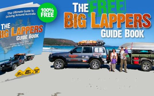 Big Lappers Guidebook is now free